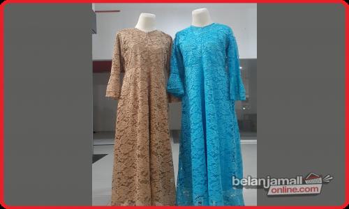 Gamis Brokat (RM 180)