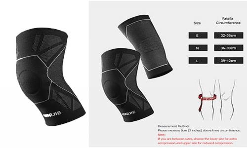 Deker Pelindung Lutut 4108