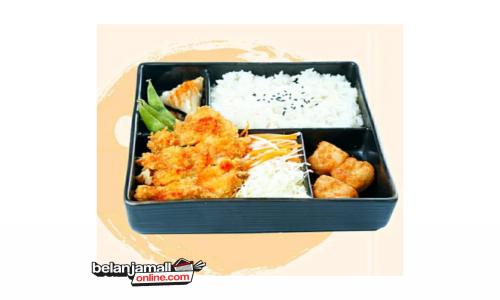 Bento Chicken Spicy