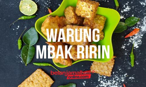 Warung Mbak Ririn (Spesial Pedas)