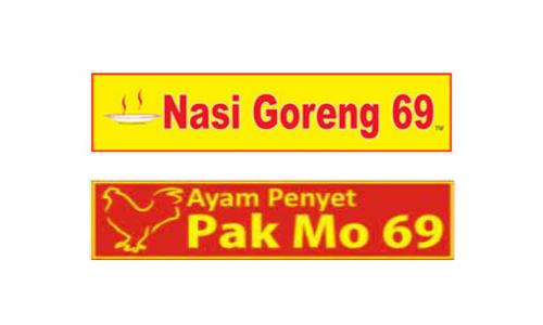Nasi Goreng 69 & Ayam Penyet Pakmo