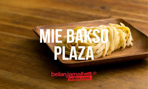 Mie Bakso Plaza - Foto #1