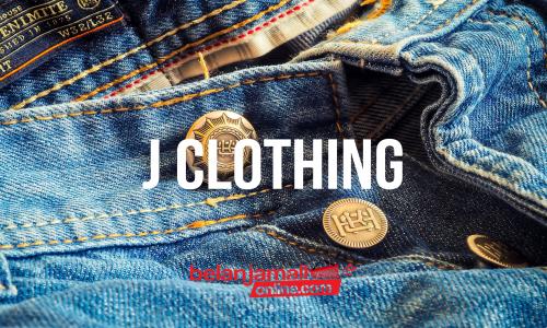 J Clothing
